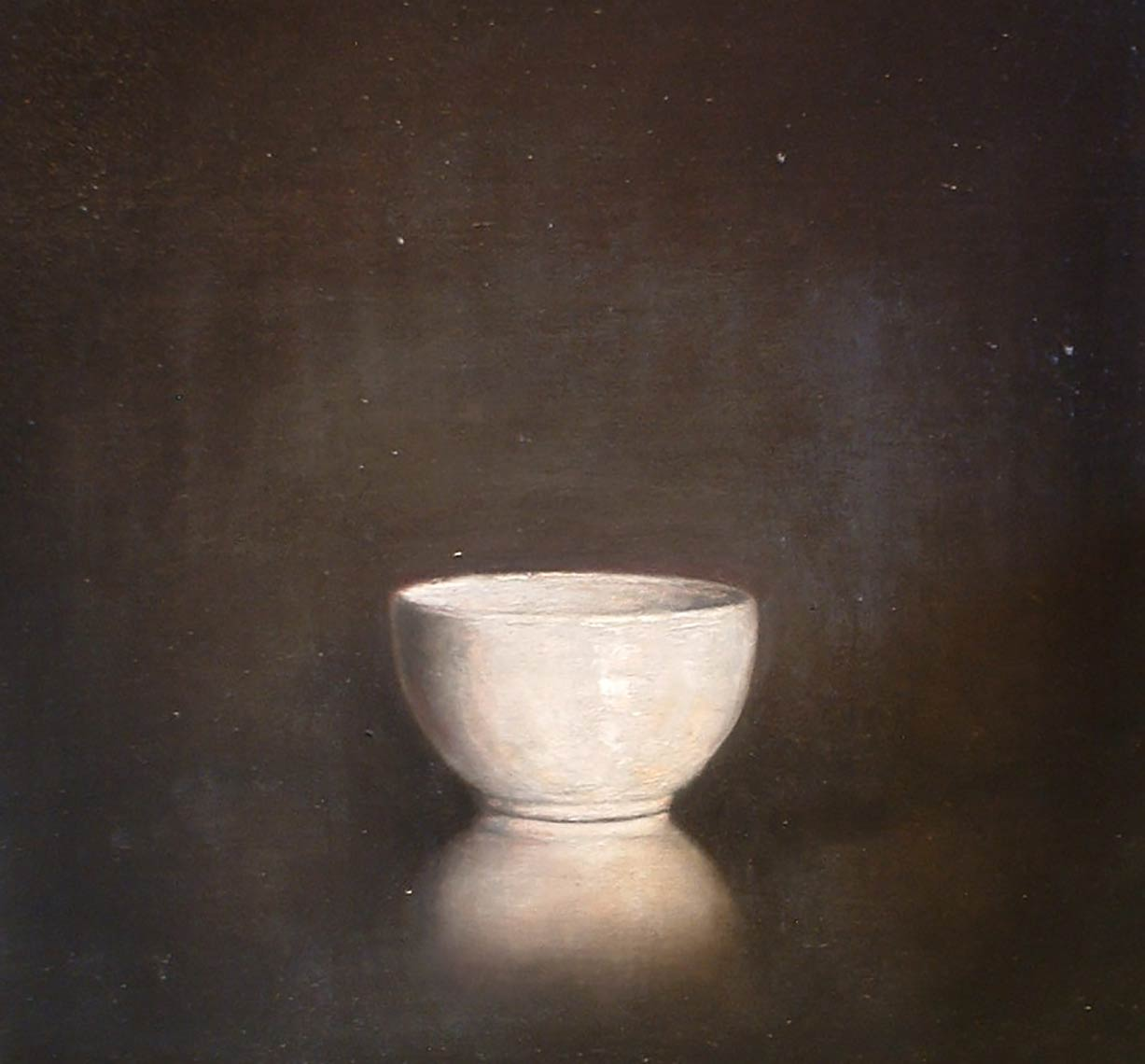 Empty-Bowl_2006_oil-on-canvas_36x37_14x14.5_Private-Collection
