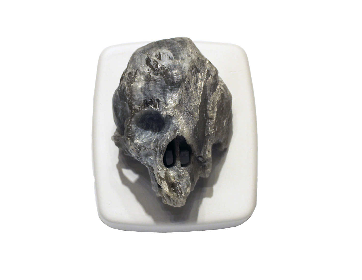 SeatoSkyMomentoMoriwestskullmoquette_2014_alabaster_7.5x11x7.5_3x4.5x3_Available
