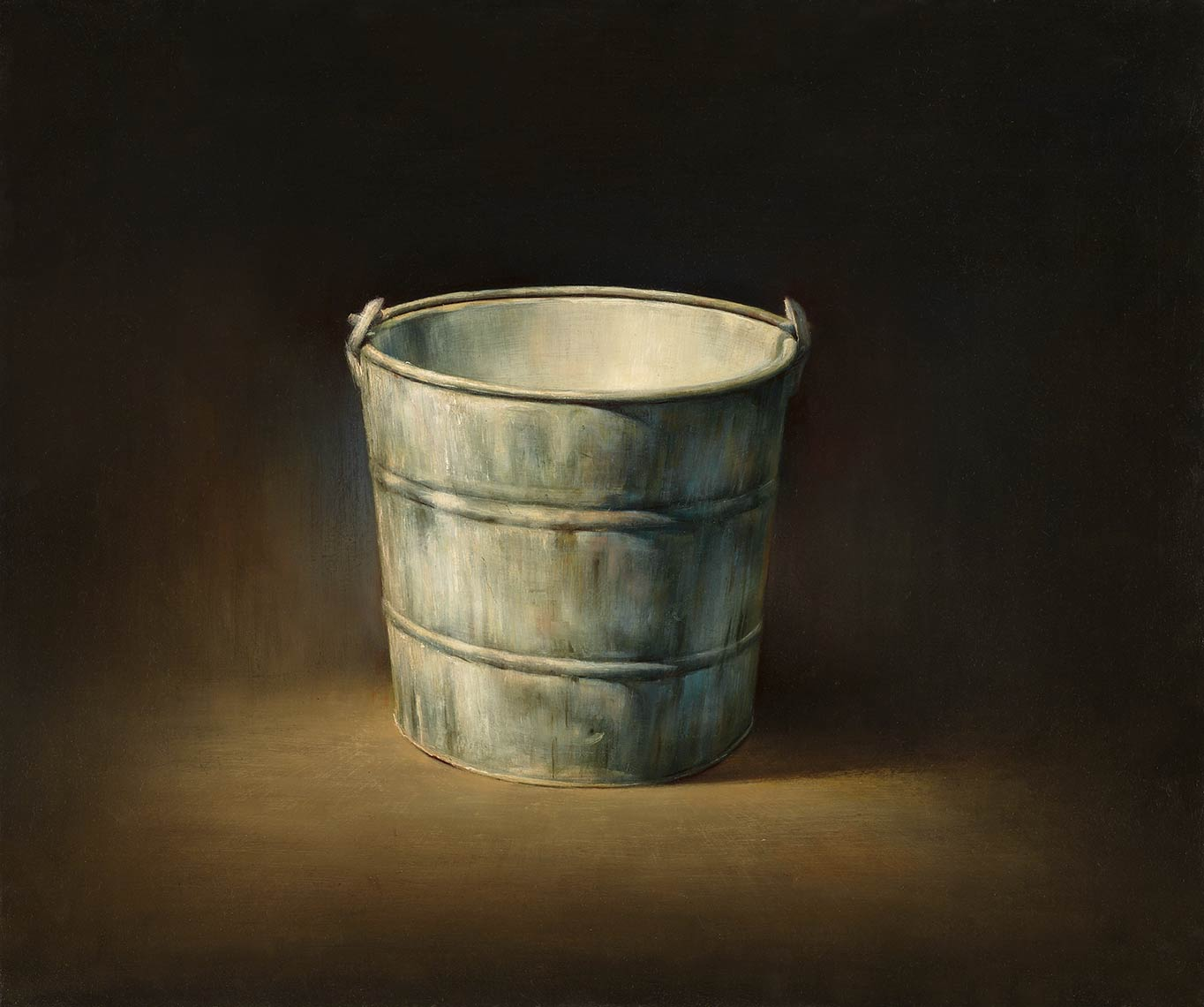 The-Bucket-Theory_2007_oil-on-canvas_65x77_25.5x30.5_Private-Collection